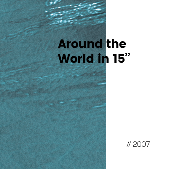 Around the World in 15''