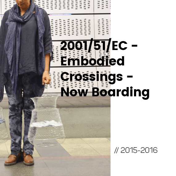 2001/51/EC - Embodied Crossings - Now Boarding